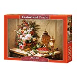 Castorland C-300488-2 Tulips and Other Flowers,Puzzle 3000 Tei