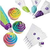 Cakes Supplies - Kit Décoration Wilton Colorswirl Tri-Color 9 Pièces