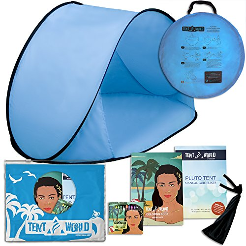 pluto-blue-beach-tent-protect-your-kids-at-any-weather-popup-shelter-for-babies-perfect-for-travelli