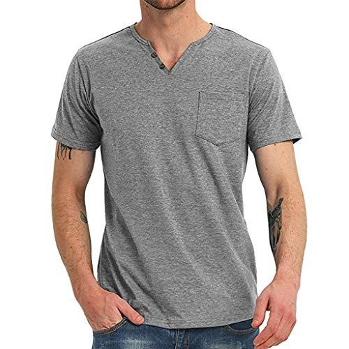 Luckycat Lustiges Herren Männer T-Shirt Basic Männer Herren T-Shirts Kapuzen Pullover Hoodie Pulli Sweatshirt Tank Top Herren Tank Top mit Rundhalsausschnitt T-Shirt Designer Aufdruck Sport Style