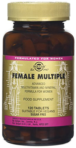 Solgar Female Multiple Tablets – Pack of 120