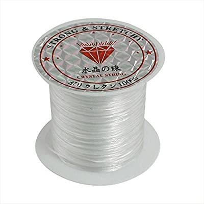 Visork Strong Nylon Fishing Line Spool 9 Meters Monofilament Fishing Cord Jewelry Beading Thread Transparent from Visork