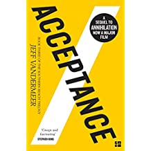 Acceptance (The Southern Reach Trilogy, Book 3)
