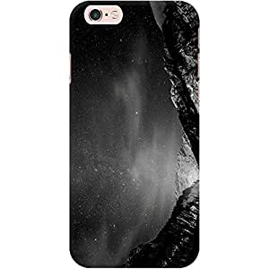 DailyObjects Black White And Brilliant Case For iPhone 6S