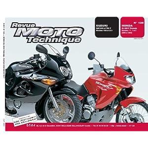 Rmt 126.1 Honda Xl650v Suzuki Gsx750f et 600f