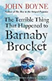 The Terrible Thing That Happened to Barnaby Brocket