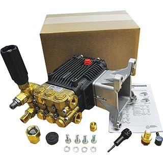 AR North America SXMV4G40-PKG 4.0 GPM Hollow Shaft Gas Engine Pump Package, 1-Inch
