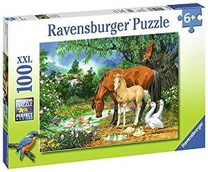 Ravensburger 00.010.833 Puzzle - Rompecabezas (Rompecabezas con Pistas Dibujadas, Flora & Fauna, Niños, Niño/niña, 6 año(s), Interior)
