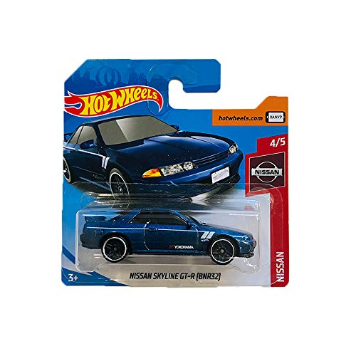 Hot Wheels Nissan Skyline GT-R Nissan 1/250