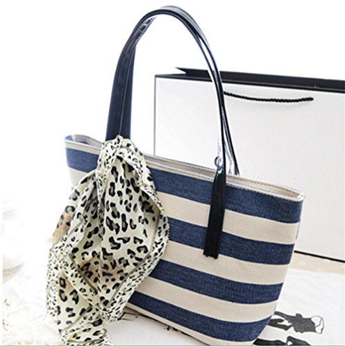 zhx-sportscanvas-bag-shoulder-bag-handbag-handbag-fashion-blue-stripes