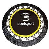 Jill Cooper presenta COAL SPORT TRAMPOLINO 111' Uso Casa con Sacca e DVD della Aerobic Accelerator System incluso!