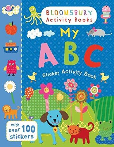 My Abc Sticker Activity Book (Sticker Activity Books)