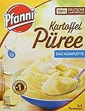 Produkt-Bild: Pfanni Kartoffelpüree mit entrahmter Milch Komplett 3x3 Portionen