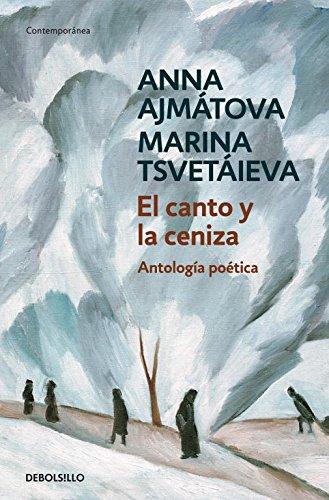 Portada del libro El canto y la ceniza: Antología poética (CONTEMPORANEA)
