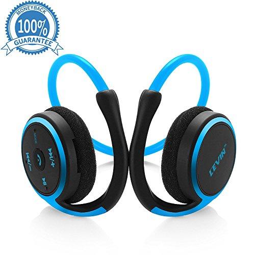 Cuffie stereo Bluetooth, Levin® 3 in 1 Multifunzionale auricolari stereo On-ear (Bluetooth, FM Radio, TF carta) Compatibile con Iphone, Ipad, Samsung, BlackBerry ed altri Smartphone ecc