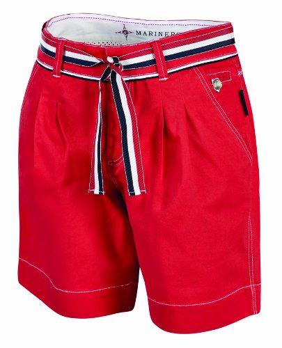 Marinepool Erwachsene Fashion - Women BermudaYolanda Shorts Red