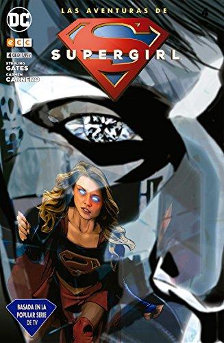 Las aventuras de Supergirl 4 por Sterling Gates