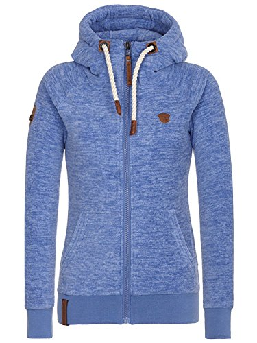 naketano-female-fleece-jacket-gigi-meroni-iii-lecker-blau-melange-l