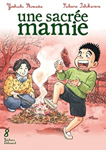 Une sacrée mamie Edition simple Tome 8