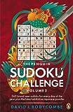By David J. Bodycombe The Penguin Sudoku Challenge: Volume 2 (Penguin Press) [Paperback]