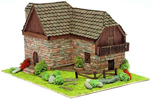 Domus - 83/40308 - Kit de Loisir - Maquette - Maison Country 11 - Domus Kits