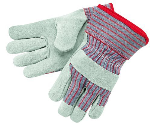 mcr-safety-1200-economy-spalla-split-pelle-bovina-palm-guanti-da-uomo-con-1-2-in-gomma-con-polsino-d