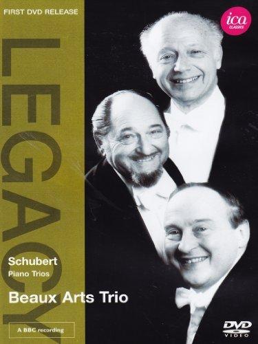 Preisvergleich Produktbild Beaux Arts Trio - Schubert: Piano Trios Nos. 1 & 2