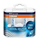 #8: Osram H11 64211 Cool Blue Intense Duo Box (12V, 55W)