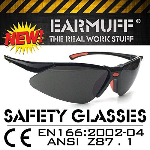 *STINGER* Sport Schutzbrille, Sicherheitsbrille, Schießbrille, Arbeitsschutzbrille, Bikerbrille,...