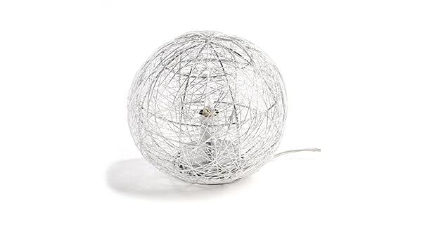 Boule À Blanc AlineaCuisine Filio Poser Lampe D20cm PZuTwXlOki