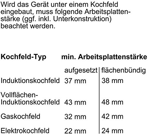 Bosch HNG6764B6 Serie 8 Backofen Elektro / A / 67 L / Vulkan Schwarz / Pyrolyse-Selbstreinigung / Mikrowellenfunktion / PerfectRoast & PerfectBake - 12