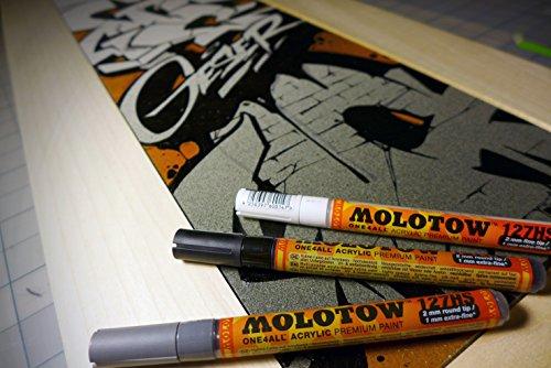 MOLOTOW ONE4ALL 127HS Marker 10er Basic-Set 3