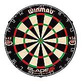 Winmau Dartscheibe Blade 5 Turnier Dartboard Bristle Steeldartboard Steeldart