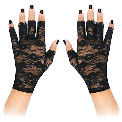 Fancy Dress Lace gloves