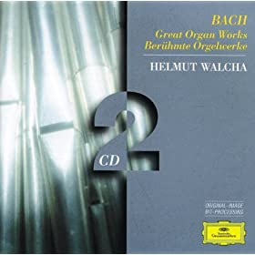 J.S. Bach: Prelude and Fugue in E flat, BWV 552 - 2. Fugue