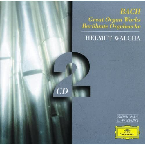 J.S. Bach: Toccata (Prelude) and Fugue in F, BWV 540 - 1. Toccata