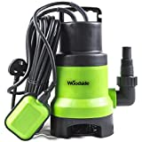 Best Sump Pumps - Woodside 13000LPH 750W Electric Submersible Dirty/Clean Garden Pond Review