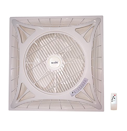 Premium Recessed False Ceiling Cassette Fan (Without LED)
