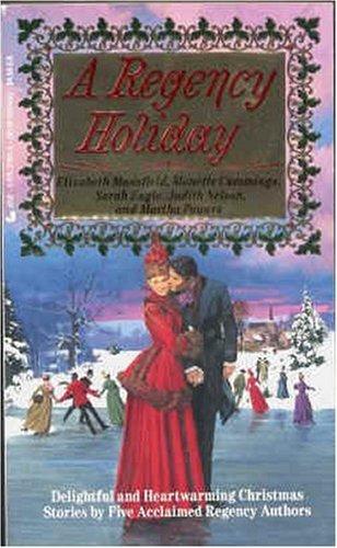 Regency Holiday by Elizabeth Mansfield (1991-11-01)