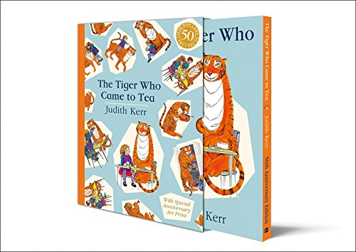 The Tiger Who Came to Tea Gift Edition: New Limited Edition of Judith Kerr's Classic Children's Book -