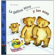 La gallina Mina y los osos