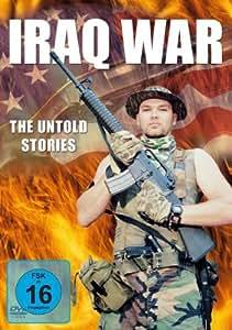 Iraq War - the Untold Stories [DVD]