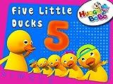 Five Little Ducks Nursery Rhymes By HuggyBoBo