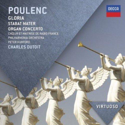 Gloria/Stabat Mater/Orgelkonzert