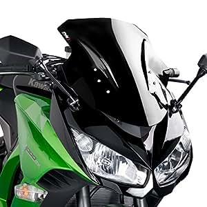 Bulle racing Puig Kawasaki Z1000 SX 11-16 noir
