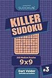 Killer Sudoku: 200 Medium Puzzles: 3