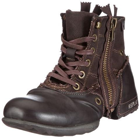 REPLAY Clutch, Herren Biker Boots, Braun (DK BRN 18), 44 EU