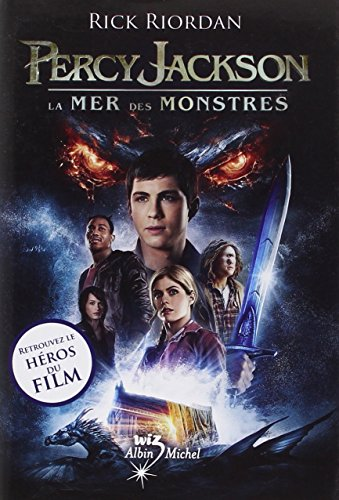 Percy Jackson (2) : La mer des monstres