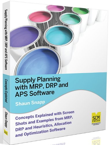 Supply Planning with MRP, DRP and APS Software (English Edition)