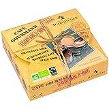 Assortiment orangettes, mendiants, tuiles Bio/Fairtrade Chevaliers d'Argouges 140g